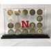 16 Commemorative Coin Holder - HUS-16COIN