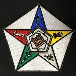 "4"" Grand Chapter Patch"