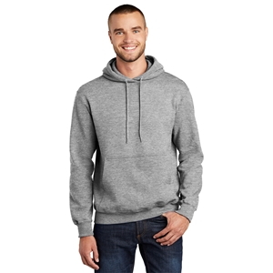 Essential Fleece Pullover Hooded Sweatshirt