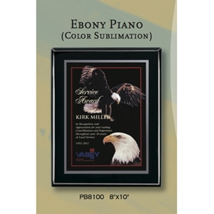 Piano Wood Ebony - Color Sublimation