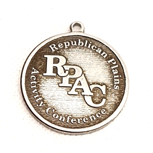 "Republician plains 1.5"" Bronze Medal"