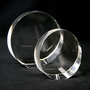 Standing Round Paperweight where to buy crystal, Gifts, Crystal Awards, Crystal Paperweight, low quantity