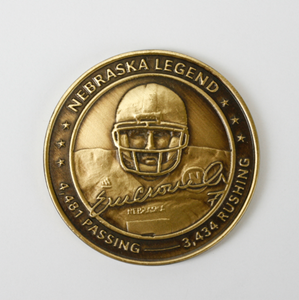 The Eric Crouch Heisman Trophy Coin