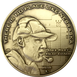 The Mike Riley Coin