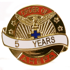 Years of Service Pins - All Years