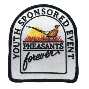 Youth Sponsored Event Patch
