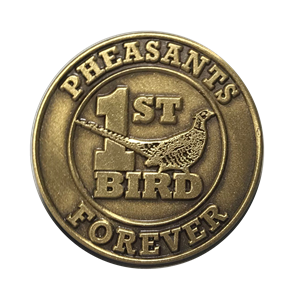 Lapel Pin - First Bird